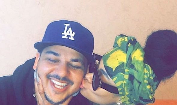 Blac Chyna & Rob Kardashian In Talks For Reality Show About New Family