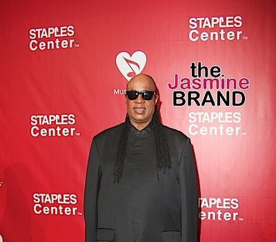 Stevie Wonder Leaves Motown After Nearly 60 Years + Opens Up About Kidney Transplant
