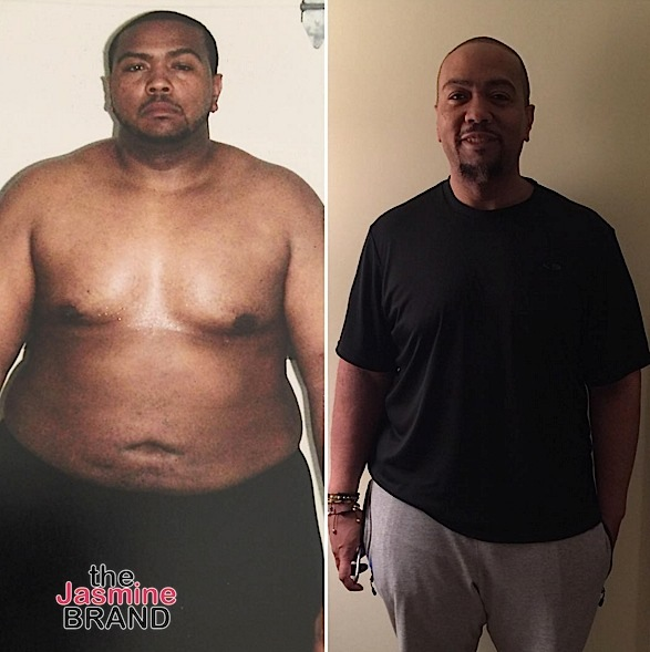 See Timbaland's Dramatic 130 Pound Weight Loss! [Photo]