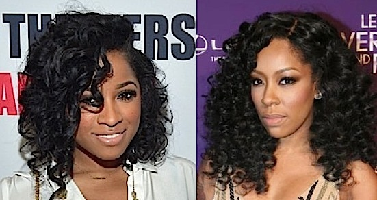 K.Michelle & Toya Wright Drag Each Other On Instagram