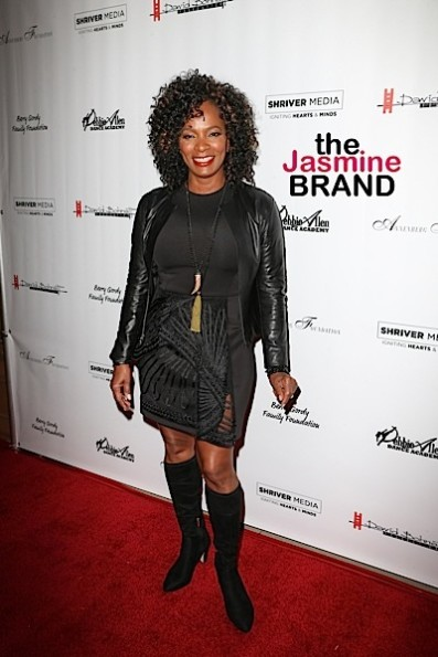 "02/04/2016 - Vanessa Bell Calloway - Debbie Allen's ""Freeze Frame"" US Premiere Presented by the Wallis Annenberg Center For the Performing Arts - Arrivals - The Wallis Annenberg Center for the Performing Arts - Beverly Hills, CA, USA - Keywords: Vertical, Portrait, Photography, Film Industry, Red Carpet Event, Arts Culture and Entertainment, Attending, Celebrities, Celebrity, Person, People, Topix, Bestof, Los Angeles, California Orientation: Portrait Face Count: 1 - False - Photo Credit: PRPhotos.com - Contact (1-866-551-7827) - Portrait Face Count: 1"