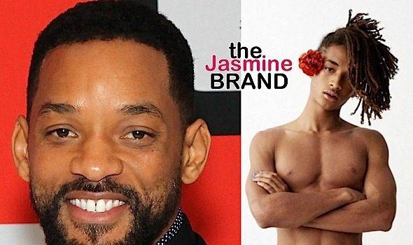 Will Smith Addresses Son Jaden Wearing Womens Clothing [VIDEO]