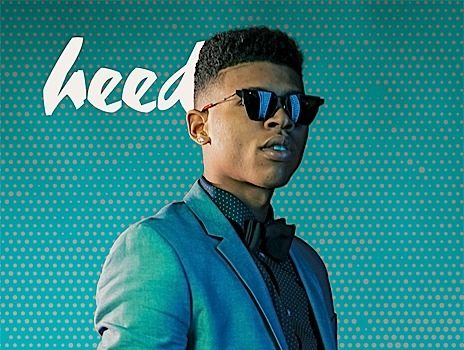 "Empire's Bryshere ""Yazz the Greatest"" Gray Covers Heed Magazine"