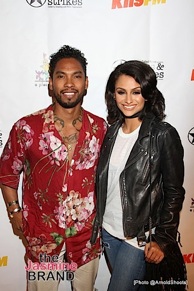 Stars Bowl For Charity: Miguel, Nazanin Mandi, Omarosa, American Idol Winner Nick Fradiani [Photos]