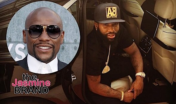 Floyd Mayweather Refers to Adrien Broner As An Always Broke Alcoholic [VIDEO]