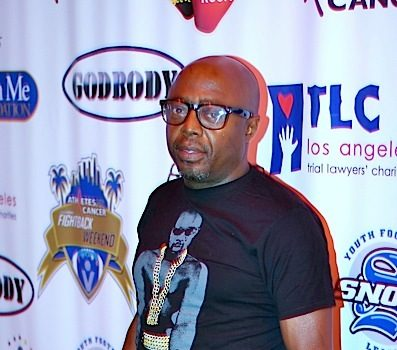 Comedian Donnell Rawlings In Restaurant Brawl Over Bill [VIDEO]