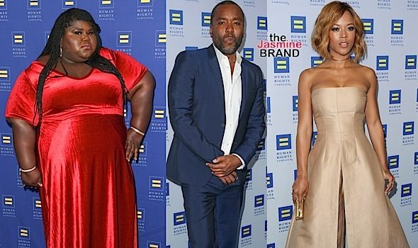 Lee Daniels, Gabourey Sidibe, Bryshere Y. Gray, Estelle, Serayah Attend Human Rights Gala [Photos]
