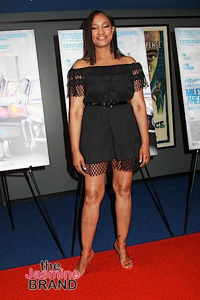 "03/29/2016 - Garcelle Beauvais - ""Miles Ahead"" Los Angeles Premiere - Arrivals - Writers Guild Theater, 135 S Doheny Drive - Beverly Hills, CA, USA - Keywords: Vertical, Film Premiere, Movie Premiere, Portrait, Photography, Film Industry, Red Carpet Event, Arts Culture and Entertainment, Celebrity, Celebrities, Person, People, Attending, Sony Picture Classics, Sony Pictures Entertainment, California Orientation: Portrait Face Count: 1 - False - Photo Credit: Izumi Hasegawa / PRPhotos.com - Contact (1-866-551-7827) - Portrait Face Count: 1"