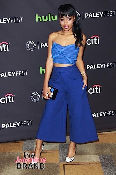 "Keke Palmer at the Annual PaleyFest LA - ""Scream Queens"""
