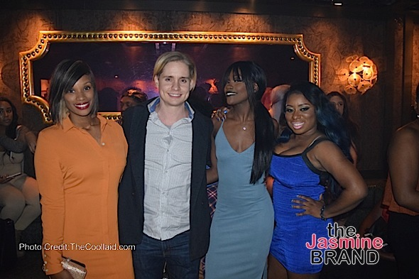 """LIKE A BOSS"" Cast Celebrates Premiere in ATL [Photos]"