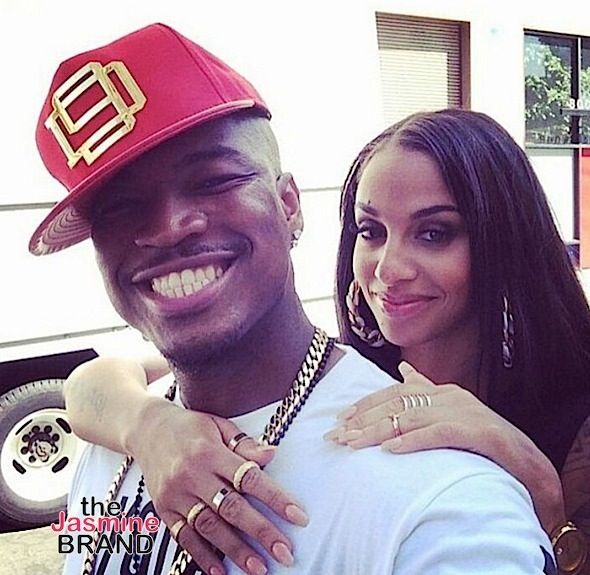 NeYo Defends Wife Against Critics: Haters must hate.