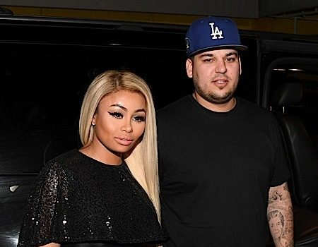 Rob Kardashian Deletes All Photos of Blac Chyna From His Instagram