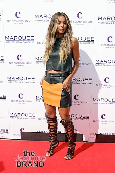 Marquee Dayclub 2016 Season Grand Opening with Performance by Ciara - Arrivals