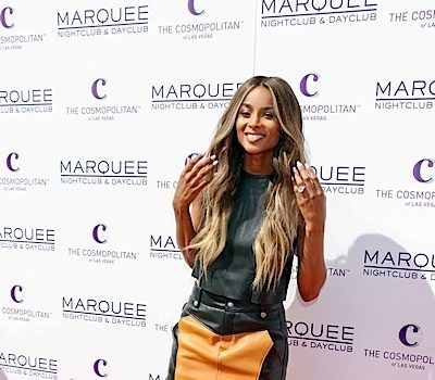 Ciara Hosts Marquee Dayclub in Las Vegas [Spotted. Stalked. Scene.]