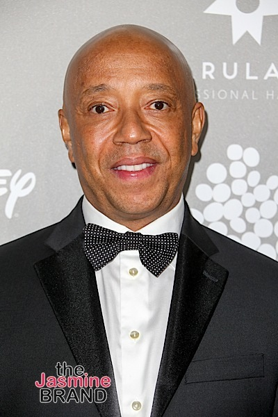 Russell Simmons – J.C. Penney Removes His Clothing Line Amidst Sexual Assault Controversy