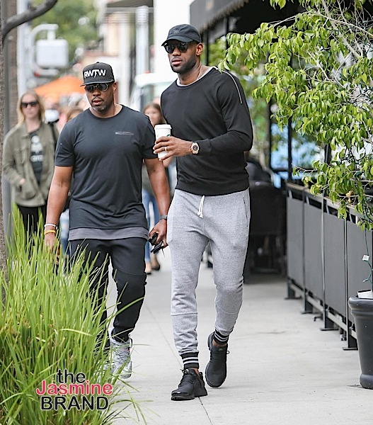 03/11/2016   LeBron James   LeBron James Sighted In Los Angeles On Amazing Pictures