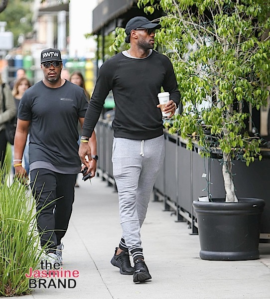 03/11/2016   LeBron James   LeBron James Sighted In Los Angeles On