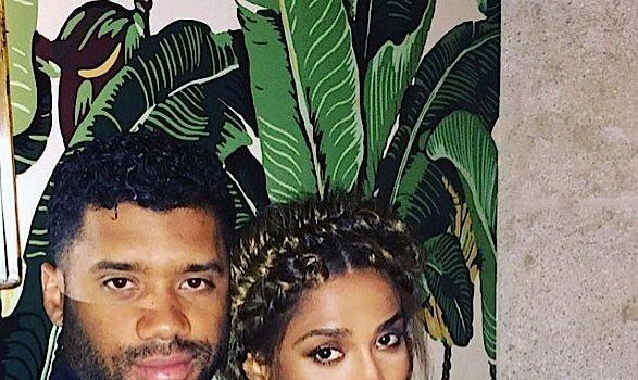Ciara & Boyfriend Russell Wilson Invade Paris Fashion Week [Photos]