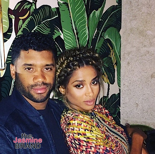 Ciara & Boyfriend Russell Wilson Invade Paris Fashion Week [Photos]