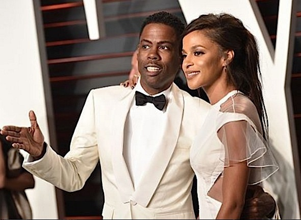 Chris Rock's New Rumored Girlfriend Megalyn Chikunwoke Denies They're Dating!