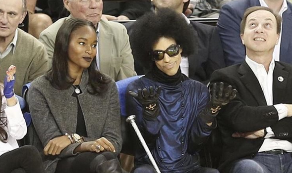 Prince Hits NBA Game, 'Power' Celebrates Wrap Party + Roger Bobb & Demetria McKinney At Cirque du Soleil [Photos]