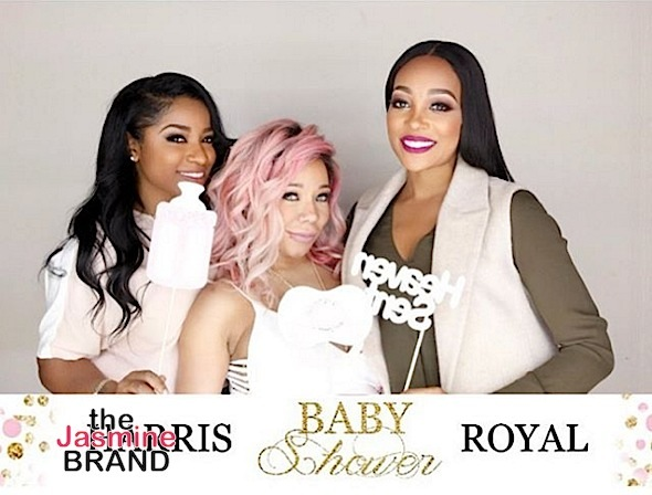 Toya Wright, Tiny, Monica