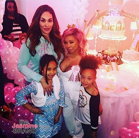 tiny amp ti celebrate baby shower kandi burruss phaedra