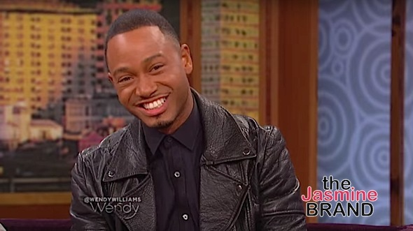 Terrence J Addresses Rumors He Dated Brandy, Talks Steamy Love Scenes With Diddy's Girlfriend Cassie [VIDEO]
