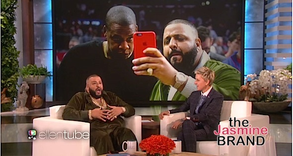 DJ Khaled Explains Who 'They' Is to Ellen [VIDEO]