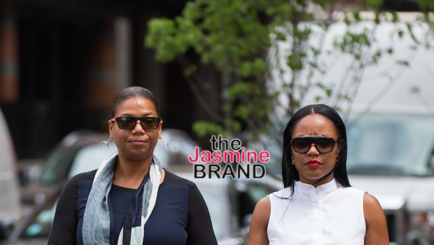 Queen Latifah Breaks-Up With Longtime Girlfriend Eboni Nichols