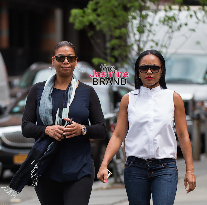Queen Latifah, Eboni Nichols