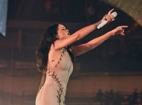 Rihanna Kicks Off 'Anti' Tour [VIDEO]