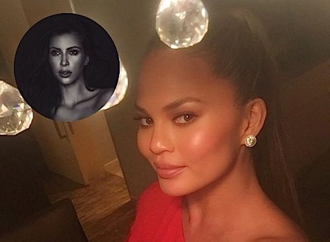 Chrissy Teigen Talks Gender Selection Backlash, How She Feels About Kim Kardashian's Nudes