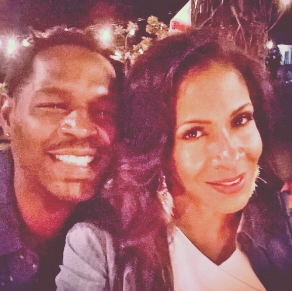 Sheree Whitfield Is Dating Her Ex Hubby Bob Whitfield, Exclusively