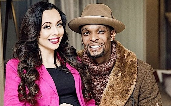 Chris Bosh & Wife Adrienne Welcome Twins!