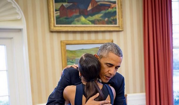 President Obama & Misty Copeland Talk Racism, Gender Equality & 'Black Girl Magic'