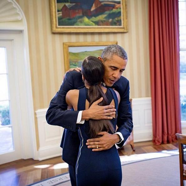 President Obama & Misty Copeland Talk Racism, Gender Equality & 'Black Girl Magic'