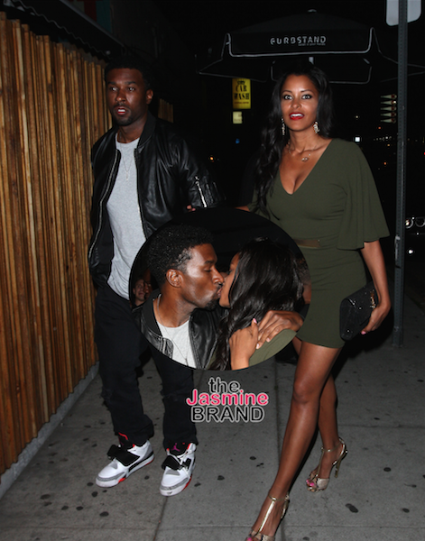 (EXCLUSIVE) Claudia Jordan Dishes On Boyfriend, Actor Medina Islam: He's the most amazing man.