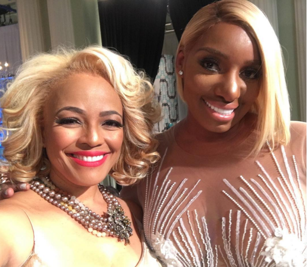 Kim Fields, NeNe Leakes
