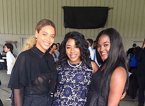 Beyonce Lays Uncle Skip to Rest In Houston [Photos]