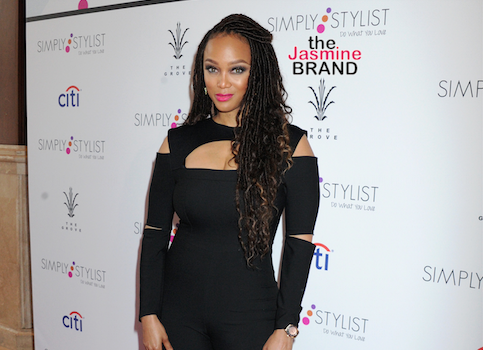 Tyra Banks: I was so successful, but I was exhausted and sad.