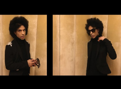 """Prince To Release Memoir, """"The Beautiful Ones"""""""
