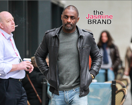 Celebrity Stalking: Idris Elba, Tami Roman, Crystal Renay, Gayle King, Gabrielle Union [Photos]