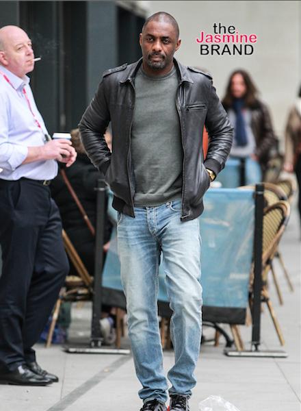 Celebrity Stalking: Idris Elba, Tami Roman, Crystal Renay, Gayle King, Gabrielle Union [Photos]