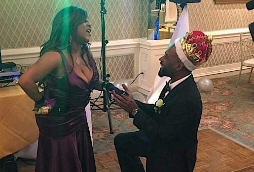 She Said Yes: Countess Vaughn Is Engaged! [Photos]