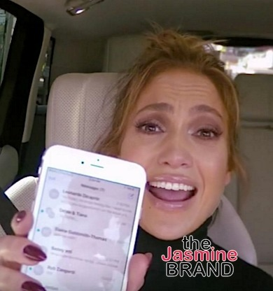 J.Lo Denies Insuring Her Booty For $27 Million, See Her Epic Carpool Karaoke [VIDEO]