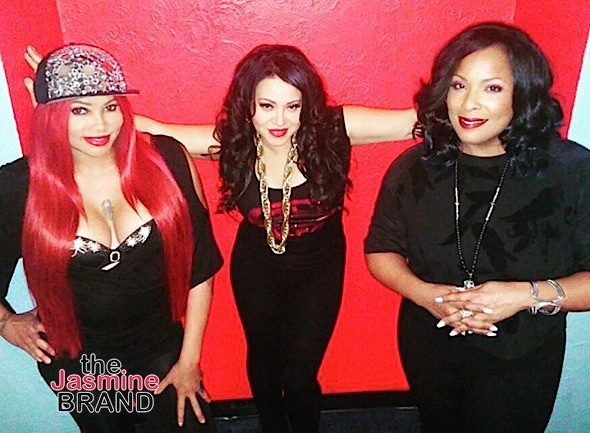 Cheryl 'Salt' James Talks Salt-N-Pepa's Comeback