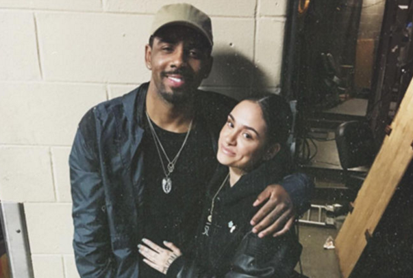 Kyrie Irving Defends Kehlani, Says They Weren't Dating When Controversial Pic Surfaced