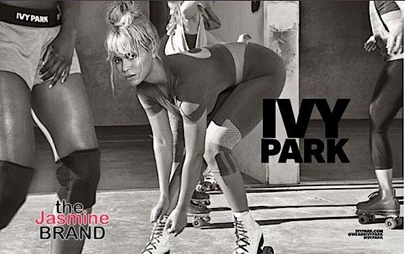 Beyonce Debuts Activewear Brand, 'Ivy Park' [Photos]