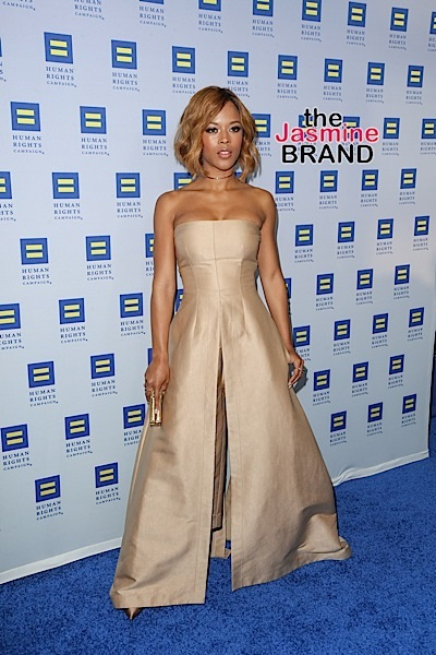 03/19/2016 - Serayah - Human Rights Campaign 2016 Los Angeles Gala Dinner - Arrivals - JW Marriott Los Angeles at L.A. LIVE - Los Angeles, CA, USA - Keywords: Vertical, People, Person, Celebrity, Arrival, Attending, Awareness, LGBTQ, California, City Of Los Angeles, Arrival, Photography, Arts Culture and Entertainment, Gala, Celebrities, Marriott International Orientation: Portrait Face Count: 1 - False - Photo Credit: PRPhotos.com - Contact (1-866-551-7827) - Portrait Face Count: 1